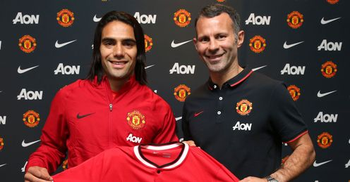 Radamel Falcao: Could fire United to the title
