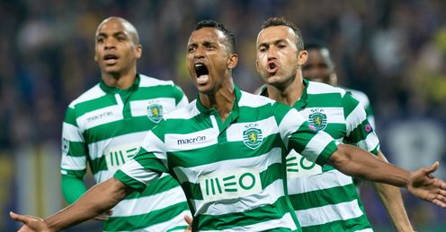 Nani: On the brink of move to Fenerbahce