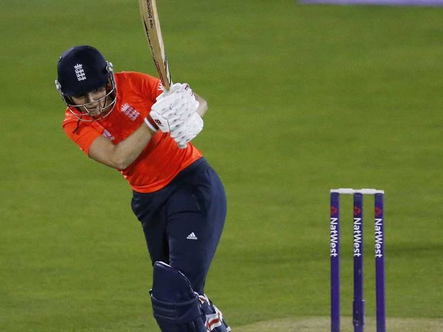 Charlotte Edwards guided England to glory