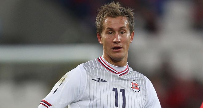 Morten Gamst Pedersen: Norway international says England's young players need time