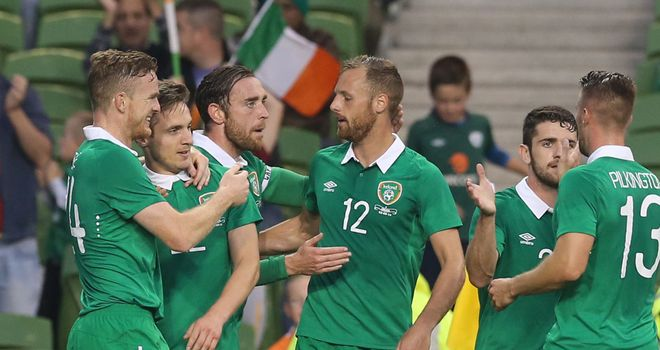 Kevin Doyle: Opened the scoring for Republic of Ireland
