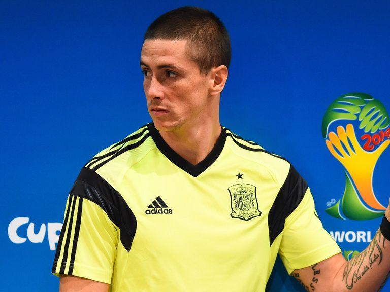 Fernando Torres: Praised by Jose Mourinho