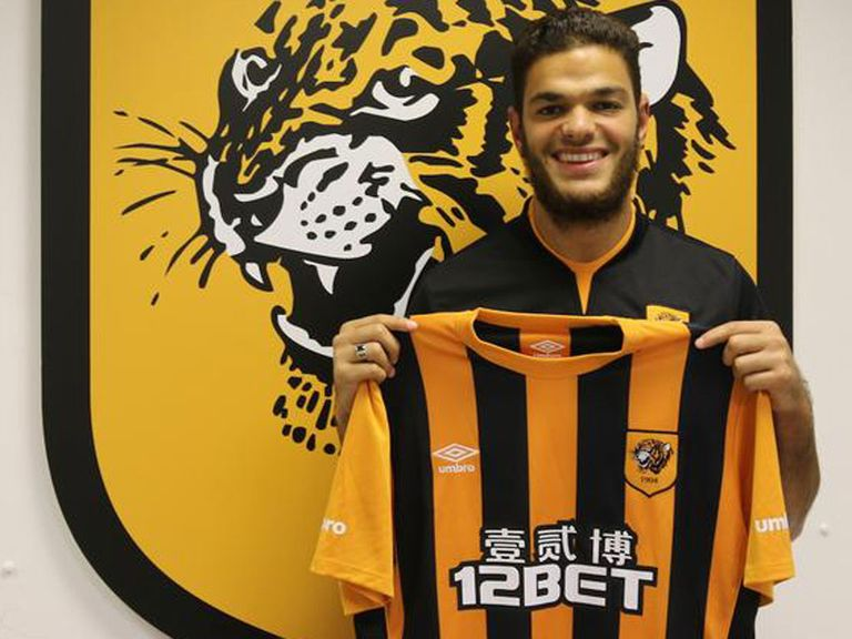 Hatem Ben Arfa: Has joined Hull City on loan