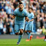 Sergio Aguero: Scored four against Tottenham