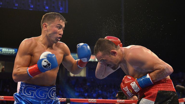Gennady Golovkin was impressive but Nonito Donaire wasn't, explains Johnny Nelson Boxing News Sky Sports