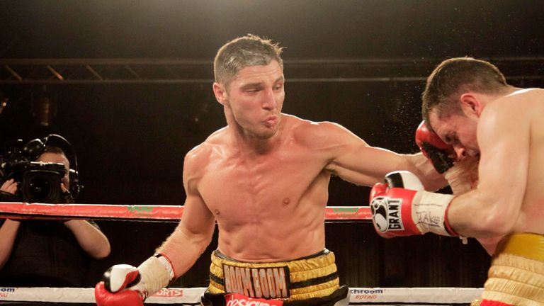 Tommy Coyle: Second round KO of star Michael Katsidis