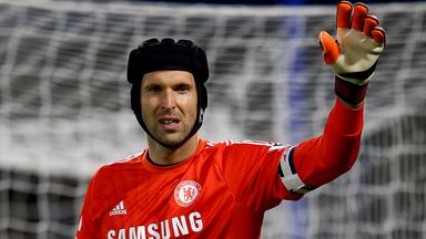 Petr Cech: Goalkeeper has played just five times for Chelsea this season