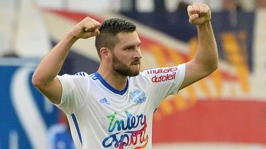 Andre-Pierre Gignac: Targeting move to the San Siro
