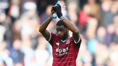 Sam Allardyce: West Ham can afford Alex Song (pictured)