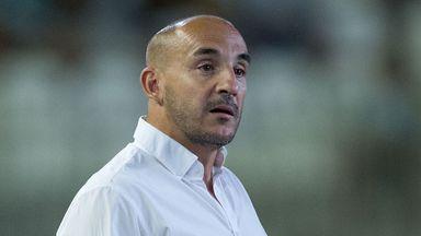 Albert Ferrer: No longer the coach of Cordoba