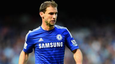 Branislav Ivanovic: Chelsea defender was disappointed with draw in Maribor