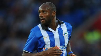 Emmerson Boyce: Struggling with leg injury