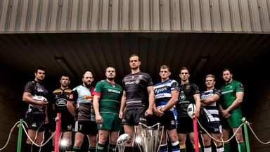 European Rugby Challenge Cup returns following the Autumn Internationals