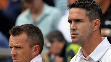 Graeme Swann: The former spinner disagrees with Kevin Pietersen