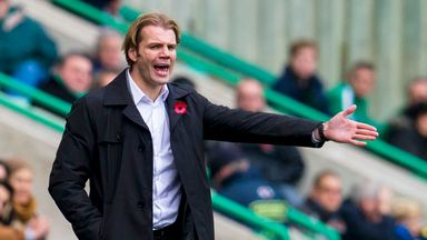 Robbie Neilson. Hearts coach delighted to sign Kenny Anderson