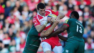 Jonny May: Second player in a week to commit to Gloucester