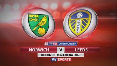 Norwich 1-1 Leeds
