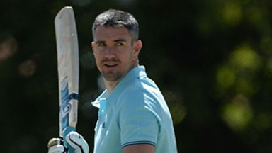 Kevin Pietersen: Coaching offer from former England batsman