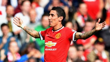 Angel di Maria: Took the decision to leave Real Madrid for Manchester United