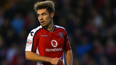 Tom Bradshaw: Walsall striker among nominees for Player of the Month award