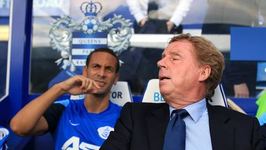 Rio Ferdinand: The veteran is back in Redknapp