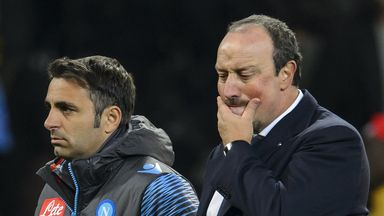 Rafa Benitez: Has endured a difficult week