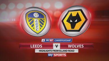 Leeds 1-2 Wolves