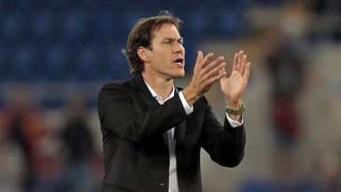 Rudi Garcia: Left frustrated by 0-0 draw