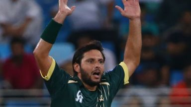 Shahid Afridi will retire from ODIs after the World Cup
