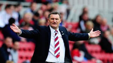 Tony Mowbray: Set to take over as Coventry manager