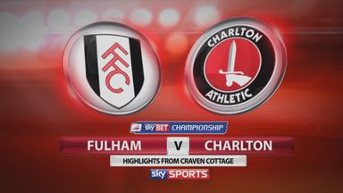 Fulham 3-0 Charlton