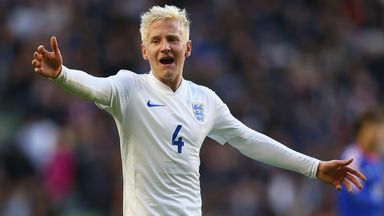 Will Hughes: Hit England U21s' winner in Vinkovci