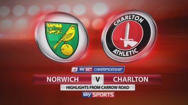 Norwich 0-1 Charlton