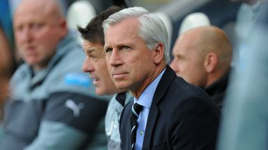 Alan Pardew: Hopeful recovery can continue at Tottenham