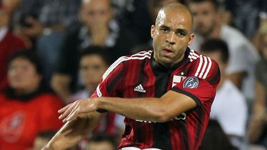 Alex: Now on the books at AC Milan