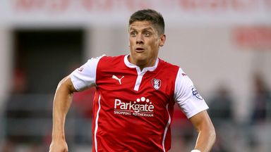 Alex Revell: Earned Rotherham United a point