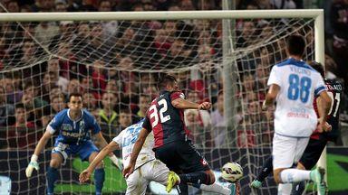 Andrea Bertolacci scores for Genoa