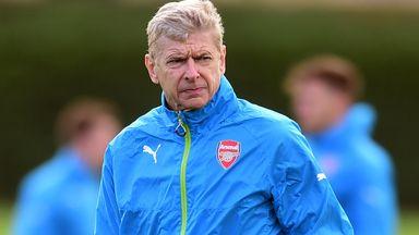 Arsenal manager Arsene Wenger has concerns over Jack Wilshere and Theo Walcott