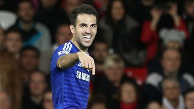 Cesc Fabregas: Looking forward with Chelsea