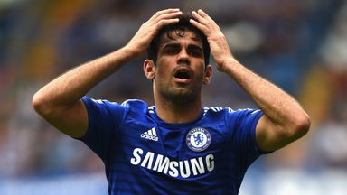 Diego Costa: Missed midweek Champions League game