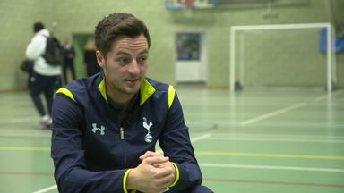 The wait is over for Ryan Mason