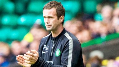Ronny Deila: The Celtic boss is pleased with the form of Lukasz Zaluska.