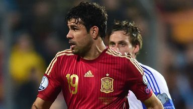 Diego Costa: Spain waiting on scans