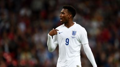Sturridge last played for England in the 1-0 friendly win over Norway at Wembley last September