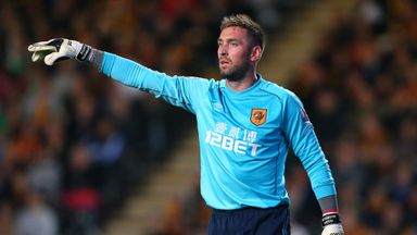 Allan McGregor: His absence will be a blow for club and country