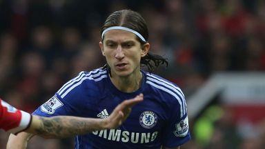 Filipe Luis: No interest in leaving Chelsea