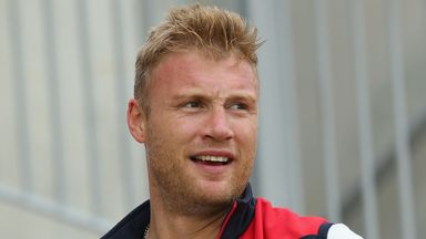 Andrew Flintoff says the T20 Blast is good for helping to develop the English game