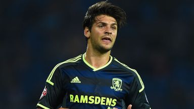 George Friend: Denies talk of a post-Christmas wobble