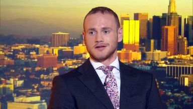 George Groves: believes Golovkin could take on Mayweather if he moved down