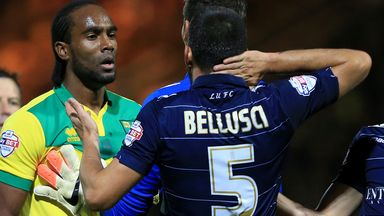 Cameron Jerome: Has made an accusation against Bellusci